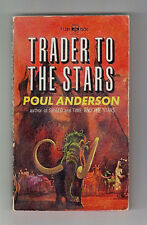 TRADER TO THE STARS (SIGNED by Poul Anderson/1st US pb/Nicholas Van Rijn)