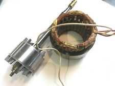 Faema Mpn Commerical Espresso Machine Grinder Part Motor Coil And Shaft