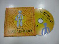 Kiko Veneno CD Single Europa Contigo 2005 Promo