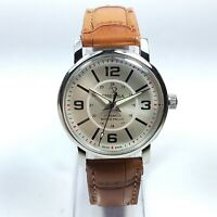 Vintage Tressa Hand Winding Movement Analog Dial Wrist Watch For Mens F196