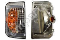 FIAT DUCATO PEUGEOT BOXER  2006 2020 Amber Wing Mirror Indicator Lens Left N/S