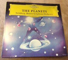 LP HOLST THE PLANETS STEINBERG BOSTON S.O. METALLIC COVER 1971.