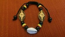 Beads Bracelet #2 African Cowrie Shell and