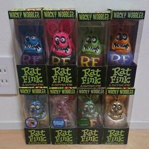 Ratfink figure set of 8 Figure Action Toy Hobby Collectible Doll Free Shipping
