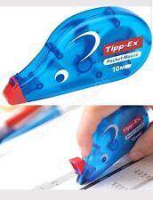 Tipp-Ex CORREZIONE ROLLER Tasca Mouse bandma: 4.2 mm x 10 M, colore: BIANCO CONFEZIONE DA 1
