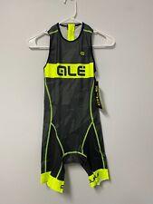 Alé Cycling Record Olympic Triathlon Suit - Back Zip - Men's S-3XL
