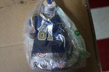 Burger King NFL Mini Jersey LA Rams in original packaging JSH