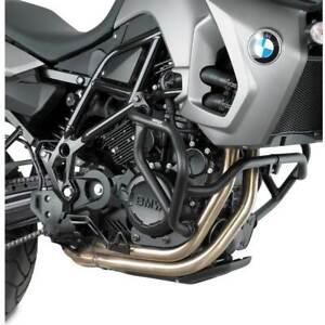 GIVI PARAMOTORE NERO TUBOLARE SPECIFICO BMW F 650 GS / F 800 GS 08-17 TN690