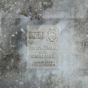 American Bank Note Company: Ecuador Printing Plate - ABNC Stamp Plate