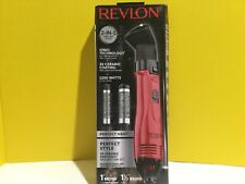 Revlon 2In1 Ionic Technology 3X Ceramic Coating 1200 Watts 1 Brush 11/2Brush