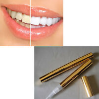 Teeth Tooth Whitening Gel Pen Whitener Cleaning Bleaching Kit Dental White  SHUK