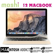 "Moshi ClearGuard Ultra-Thin Transparent Keyboard Protector For New 12"" MacBook"