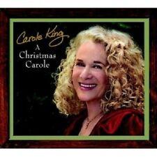 "Carole King ""a Christmas Carole"" CD NUOVO"