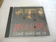 "Rascal Flatts USDJ PROMO ""Come Wake Me Up"" Single CD Repeats 3X 2012 Big Machine"