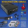 #1 Raspberry Pi 3 Retro Video Game Console - RetroPie PixelPC Media Center NEW!!