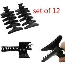 HAIRDRESSERS HAIR CLAW SALON SECTION TOOL BUTTERFLY CLIP CLAMPS HAIR CLAW  LC