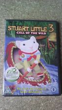 STUART LITTLE 3 CALL OF THE WILD (DVD) New