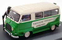 Altaya 1/43 Scale Model Car 1401IR12 - Renault Estafette - Green/White