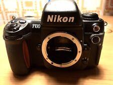 Nikon F100 solo corpo