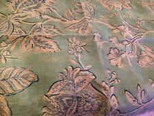 2 fabric remnants Wyndham by Colefax and Fowler