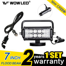 WOW - 36W Magnetic Base LED Work Light Bar Truck Car Home Portable Camping Lamp
