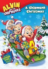 Alvin & the Chipmunks: A Chipmunk Christ DVD