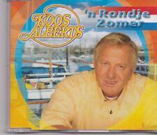 Koos Alberts-N Rondje Zomer cd maxi single