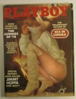 Vintage Playboy Magazine November 1978 Monique St Pierre The Bunnies of 78 VG