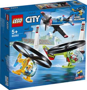 Lego City Airport Défi Aerea 60260 Lego