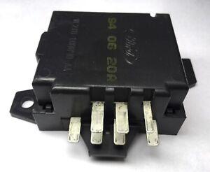 95 Ford F-150 Bronco Seat Belt Warning Door Buzzer Chime Control Module Sensor
