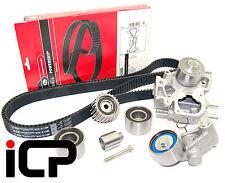 Gates Cam Timing Belt Kit & Water Pump Fit Subaru Impreza WRX STi Manual 00-07