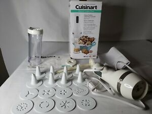 Cuisinart Electric Cookie Press CCP-20 COMPLETE  in Box