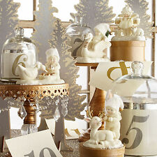 Dept 56 Snowbabies Dream 12 Days of Christmas Maids A Milking 4037325 NEW NIB