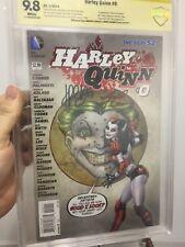 Harley Quinn #0 (January 2014, DC)