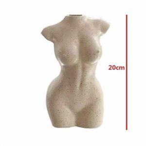 Naked Women Butt Vase Nude Tits Female Body Vulgar Home Decoration Sculpture 3D