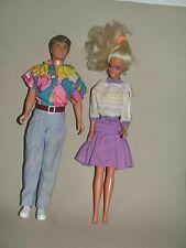 Barbie & Ken Puppen Barbiepuppen  Original Kleidung
