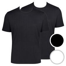 2er Pack Shirt Stop Boxershorts SLOGGI Herren New Boxer mit Shirt-Stop