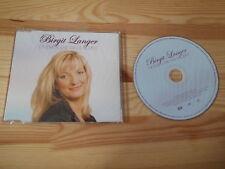 CD Schlager Birgit Langer - Tränen die Du lachst (4 Song) MCD EMI ELECTROLA