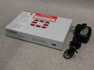 Fortinet Fortigate FG-50E Network Security Firewall w/Adapter