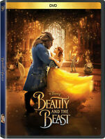 Beauty and the Beast (2017 Emma Watson) DVD NEW
