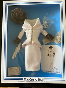 2012 Barbie Doll Convention - St Petersburg Fashion - Dressmaker Details