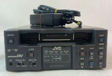 JVC BR-DV3000U MINIDV Player Tested! EB-2970