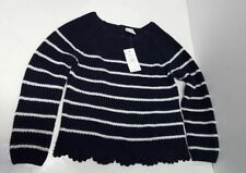 baby gap girls sweater  Stripe blue and white  Size 4