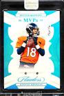 Hottest Peyton Manning Cards on eBay 101