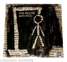 "THE ROOTS - GAME THEORY  - DOUBLE 12"" VINYL LP - SEALED & MINT"