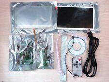 "7"" LCD Monitor Touch Screen For Raspberry Pi HDMI+VGA+2AV Control Board Driver"