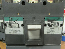 * GENERAL ELECTRIC 400 AMP   3 POLE CIRCUIT BREAKER TJD432400           YB-154