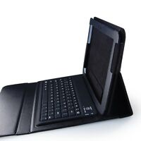 Bluetooth Keyboard Leather Case for Samsung Galaxy Tab 10.1 7500 P7510 Tablet