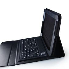 US Bluetooth Keyboard Wireless Case for Samsung Galaxy Tab10.1 7500 P7510 Tablet