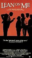 Lean on Me [VHS] Brand New/Sealed